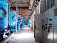 Designing, manufacturing and assembling of water treatment plant